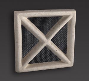 Grille Ventilation 30x30