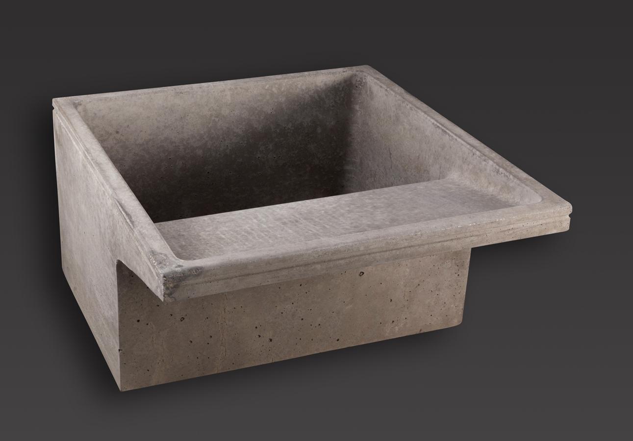 Lavoir ciment