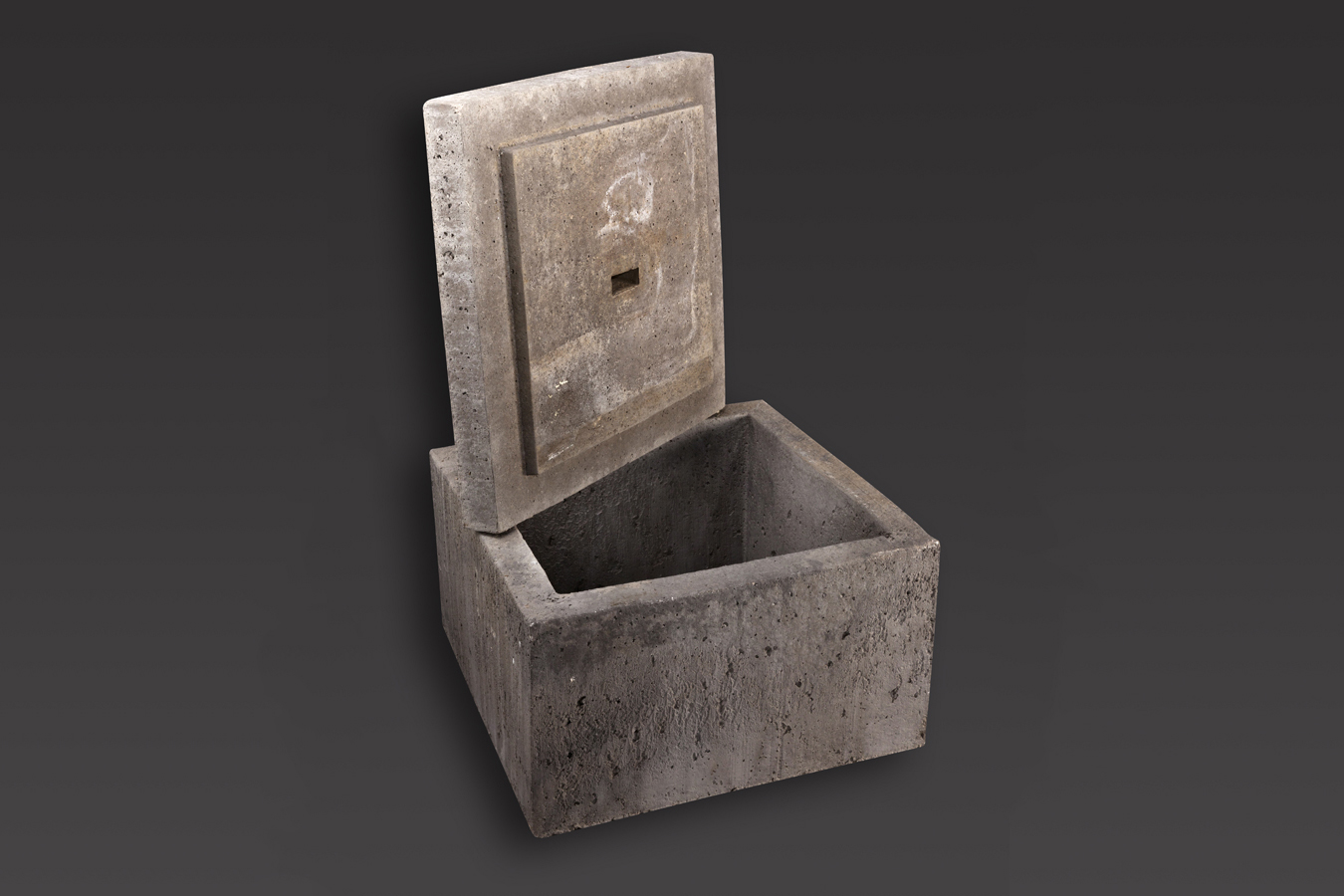 Couvercle rehausse 35x35x4 5 bmop - Rehausse beton ronde ...